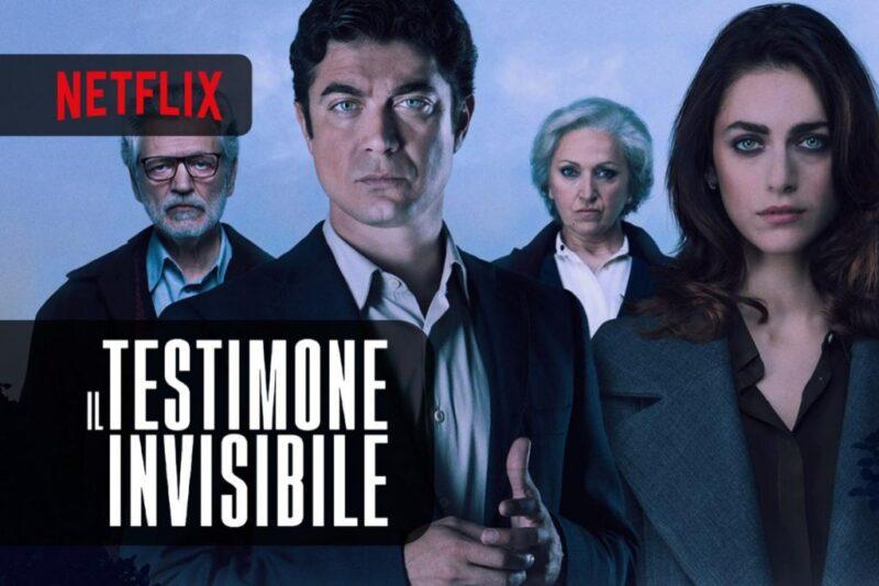Netflix: Il testimone invisibile in Top Ten