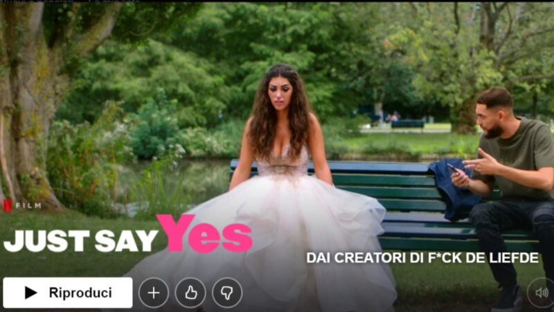 Netflix, Just say yes: cast e trama