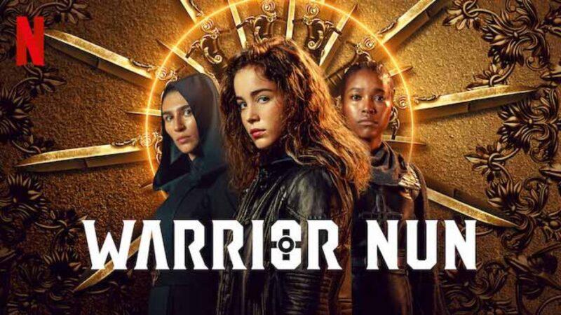 Netflix, Warrior Nun: annunciata la seconda stagione