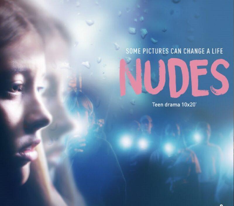 Rai fiction, Nudes: trama e cast
