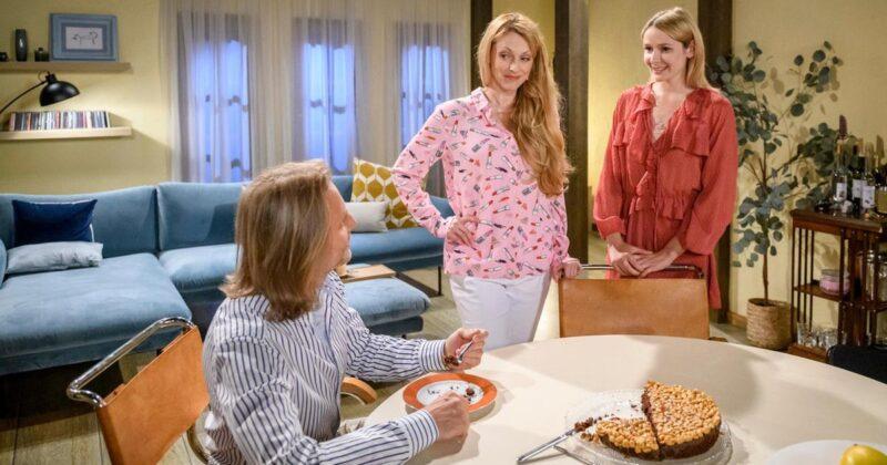 Tempesta d'amore anticipazioni oggi 21 Aprile: lezioni di cucina per Rosalie