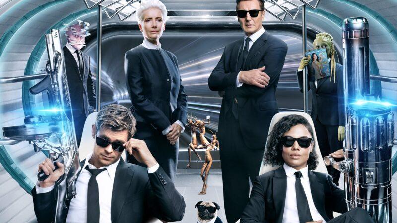 Netflix, Men in Black International: trama e cast