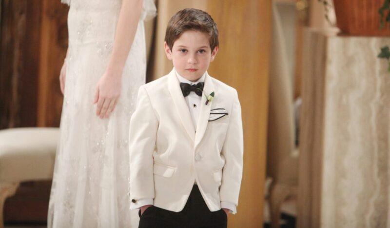 Beautiful anticipazioni oggi 9 Giugno: Liam ed Hope celebrano il matrimonio