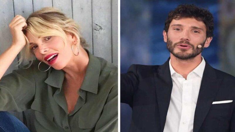 Stefano De Martino e Alessia Marcuzzi pizzicati insieme