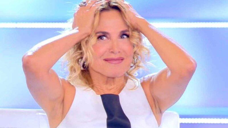 "Barbara D'Urso: ""allontana"" da Mediaset"