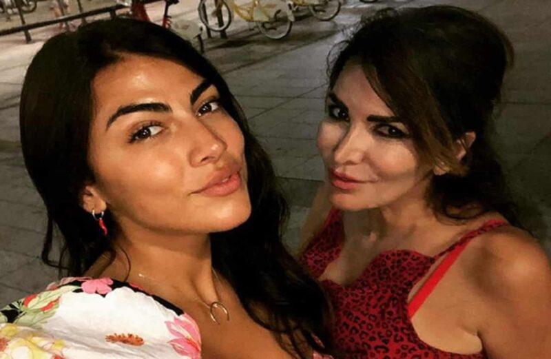 Giulia Salemi e Pierpaolo: la benedizione di Fariba