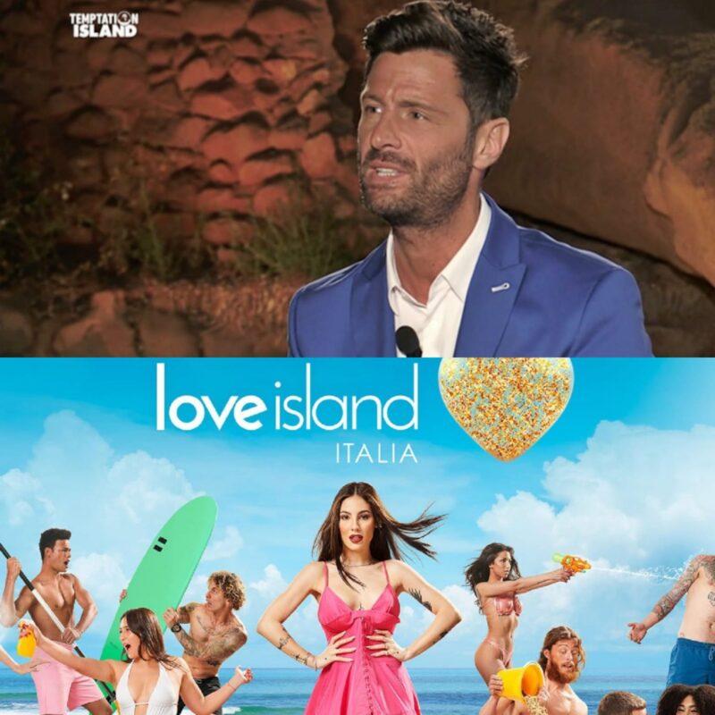 Temptation o Love Island? Filippo Bisciglia si esprime riguardo i programmi copia