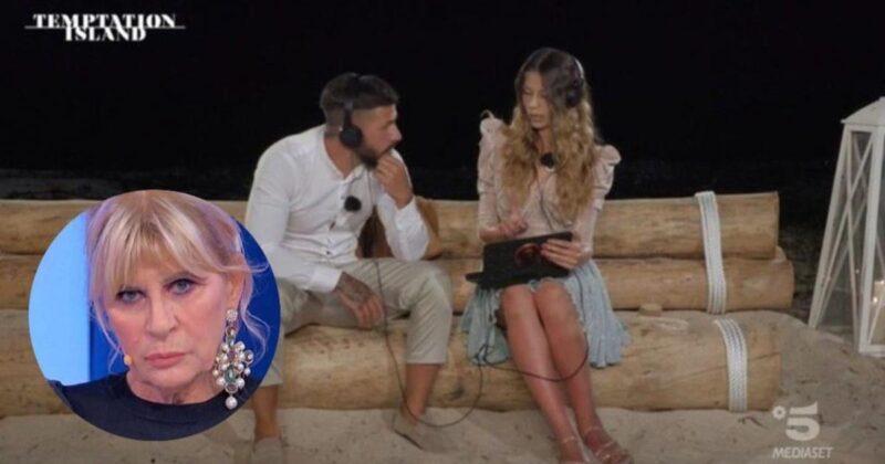 "Temptation Island, Gemma Galgani consiglia Floriana: ""non lasciarti ingannare"""