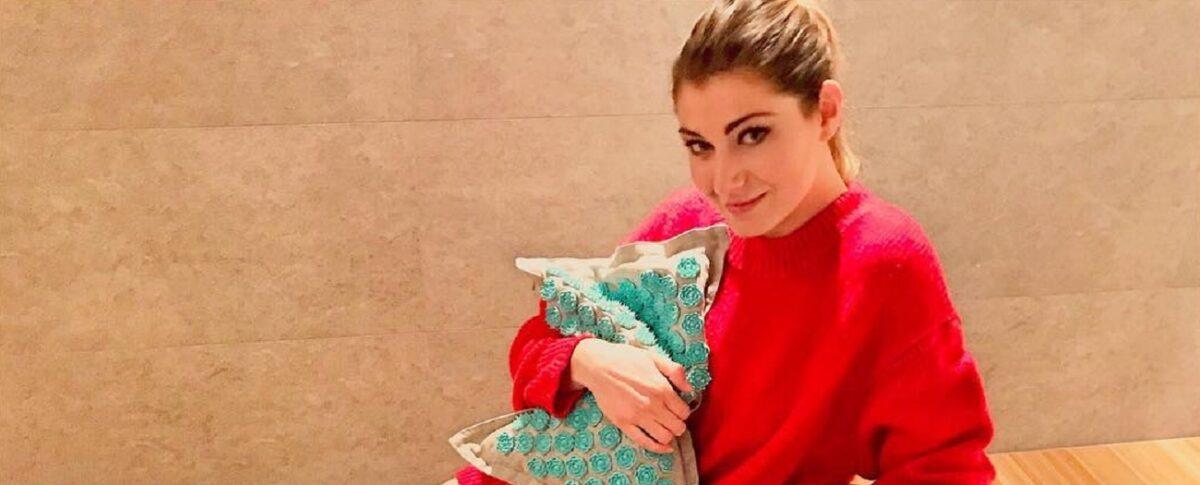 (13:30) Claudia Andreatti operata per avere un figlio