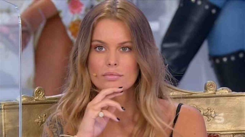 """GF Vip 6, Sophie Codegoni: """"Ecco come mi ha lasciato Matteo"""""""