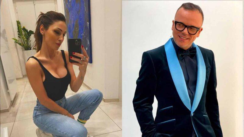 Anna Tatangelo furiosa con Gigi D'Alessio: cosa succede?