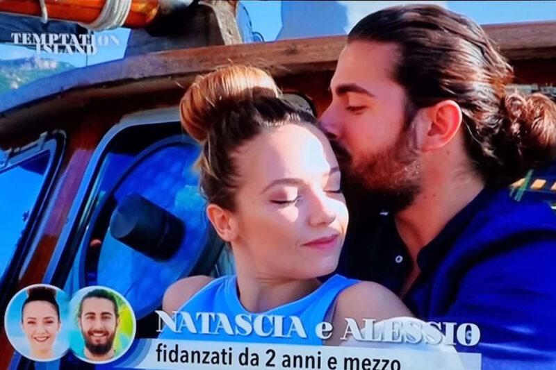 """Temptation Island, Alessio e Natascia: """"dobbiamo ripartire dalla comunicazione"""""""