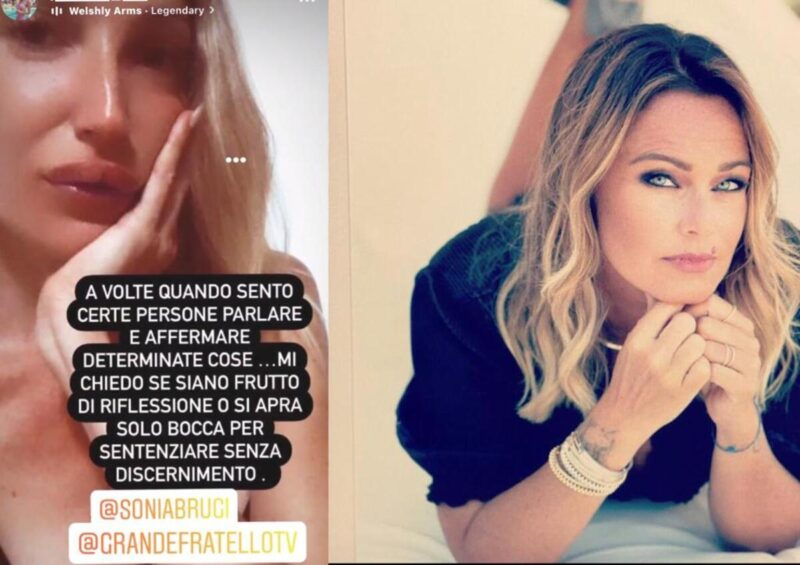 Temptation Island: Valentina Nulli Augusti contro Sonia Bruganelli