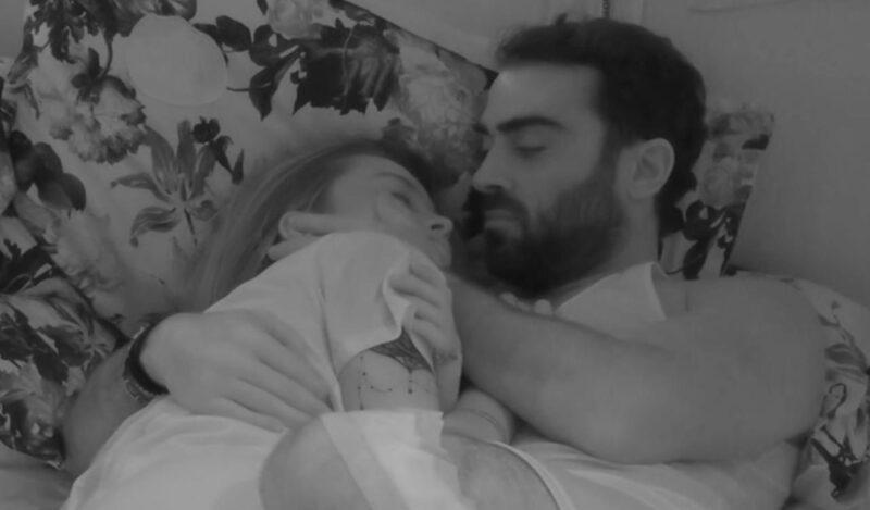 GF Vip 6: scatta il bacio tra Sophie e Gianmaria